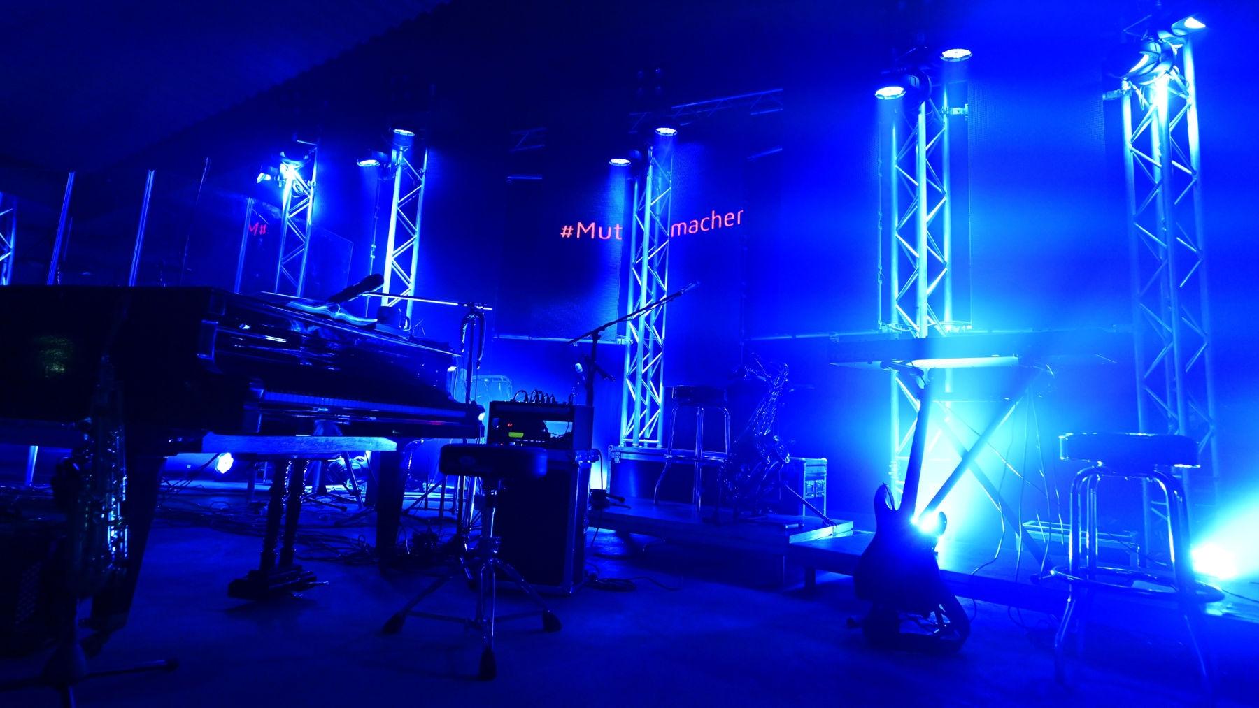 Live Stream Konzert pmUNPLUGGED