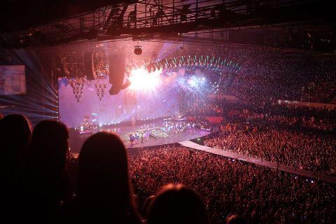 Konzert und Tour