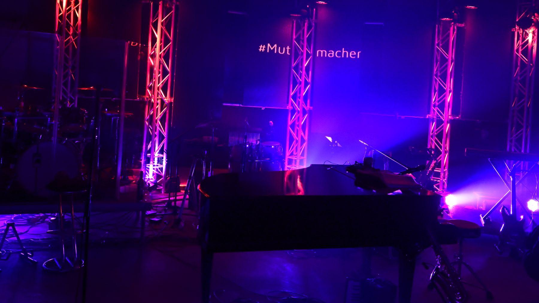 Live Stream Konzert pmUNPLUGGED #Mutmacher part 2