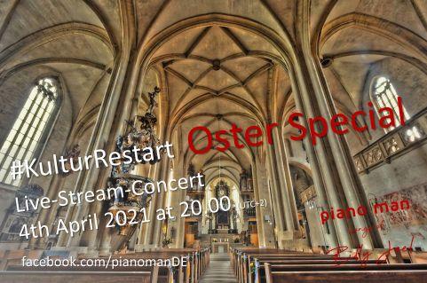 #KulturRestart Oster Special Live Stream